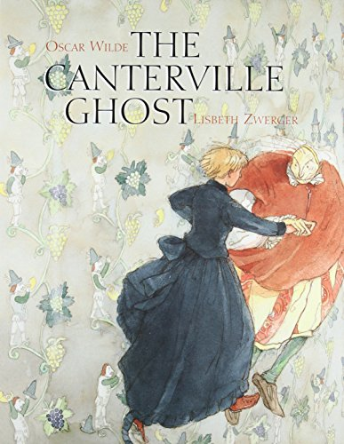 Book cover for The Canterville Ghost