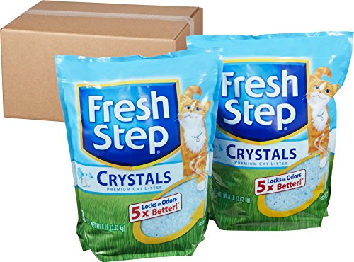 My house is odor and dust free! As a volunteer and retiree, I have to watch my spending. Fresh Step Crystals is the most economical litter. I am able to scoop and eliminate waste without dumping out too much product. The bonus is that Fresh Step Crystals bags are light and I am able to carry bags upstairs easily. Keep up the good work! Thanks.