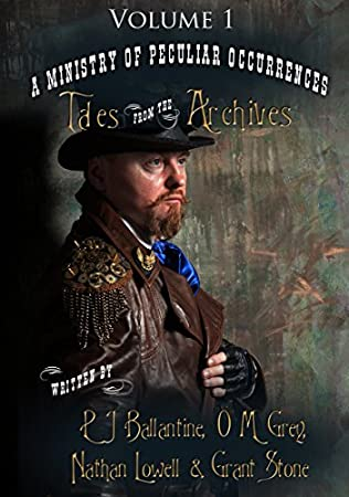book cover of Tales from the Archives: Collection 1