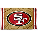 San Francisco 49ers Logo Flag and Banner