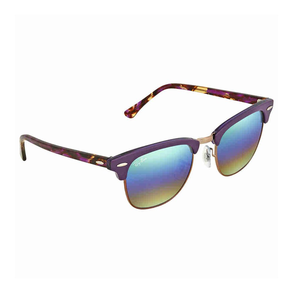 Ray-Ban RB3016 Classic Clubmaster Sunglasses RB3016-W0365 (51)