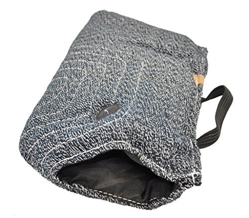 Police Tracking - Viper Synthetic Linen Puppy Bite Sleeve for Training Schutzhund Police K9 Tracking Level 1