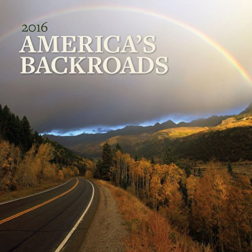 Turner America's Backroads 2016 Wall Calendar (8940005)