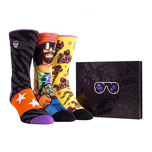 (Rock 'Em Elite WWE Macho Man Limited Edition Box Set)