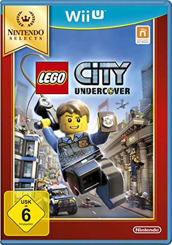 Price comparison product image Nintendo Selects - Lego City: Undercover
