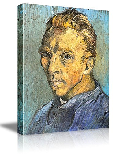 Self Portrait by Vincent Van Gogh Oil Painting Reproduction