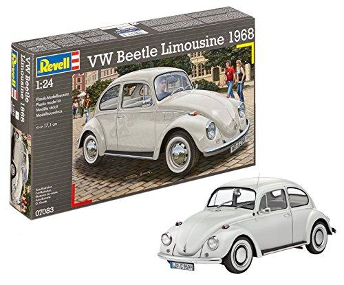 - Revell 07083 VW Beetle Limousine 1968 Model Kit