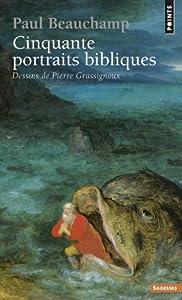 """Afficher """"Cinquante portraits bibliques"""""""