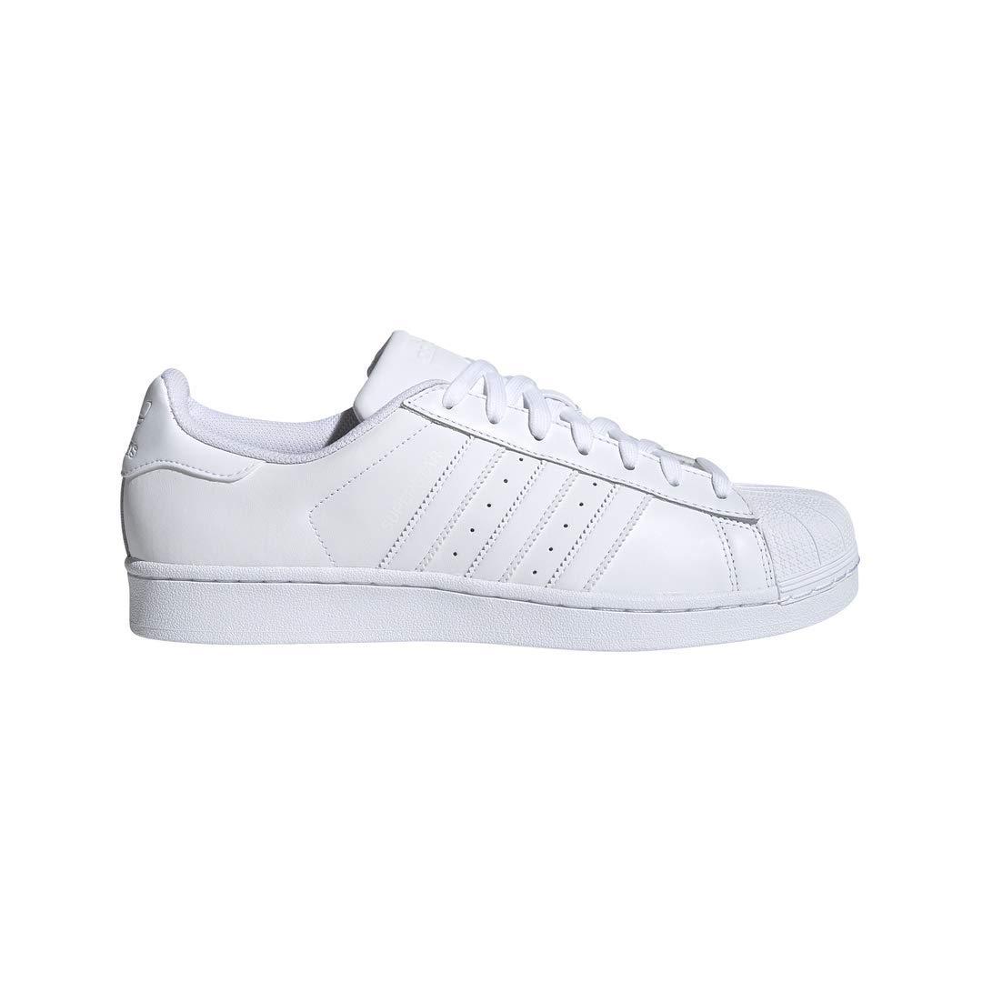 29d38980123e2 adidas Originals Men's Superstar Foundation Casual Sneaker, White/Running  White/White, 10.5 D(M) US