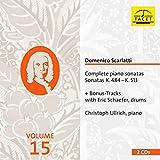 Scarlatti: Complete Piano Sonatas, Vol. 15