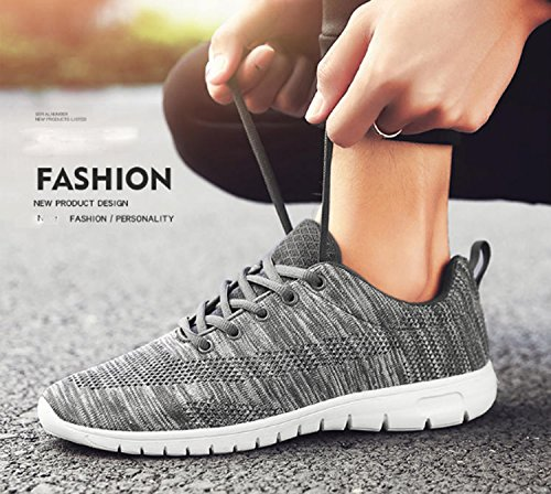 Absorbing Shock Grey Outdoor skid Climbing Hiking Running Low Trekking Fitness Shoes Travel Gym Shoes Shoes Sports Anti Tech Women's Air cFYH0qW04