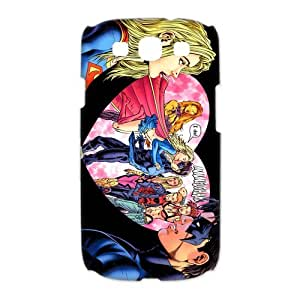 3D Print Hot Comics Teen Titans Young Superheroes&Nightwing Robin Theme Case Cover for Samsung Galaxy S3 I9300- Personalized Hard Cell Phone Back Protective Case Shell-Perfect as gift