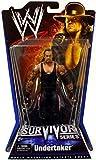 Best Mattel Of Undertakers - WWE Survivor Series Undertaker Figure Review