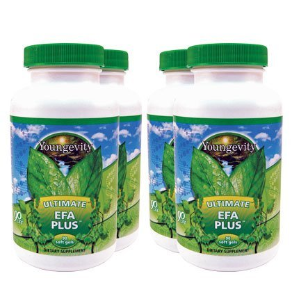 EFA Plus 90 - 4 Pack by Youngevity by Youngevity