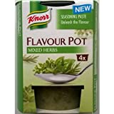 Knorr Mixed Herbs Flavour Pot - 4 x 4 Pots