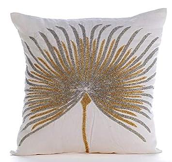 White Decorative Cushion Cover b8ef50dfe69e