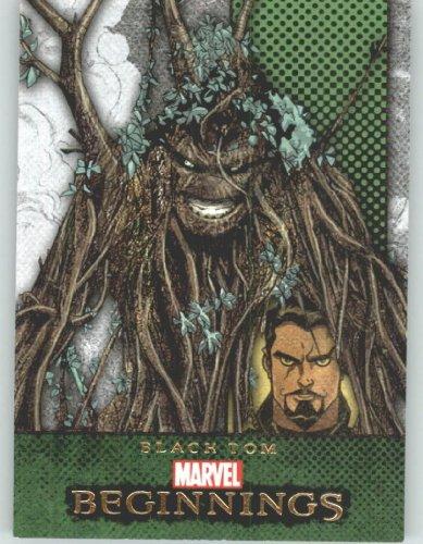 Marvel Beginnings #229 Black Tom (Non-Sport Comic Trading Cards)(Upper Deck - 2012 Series 2) ()