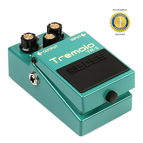 BOSS AUDIO TR2 Tremolo Pedal by BOSS