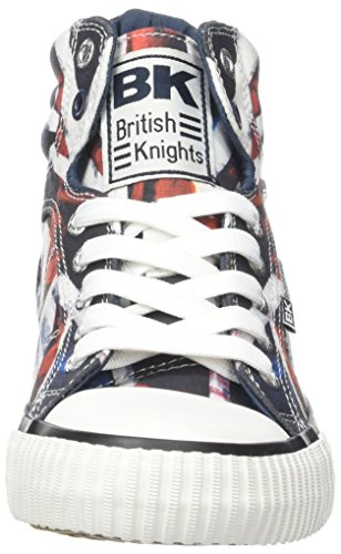 Hautes Dee British Femme British Deer Knights Baskets Knights Noir ROXx1
