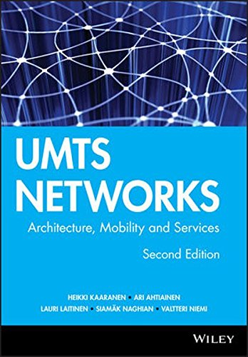 Umts Networks  Architecture  Mobility And Services