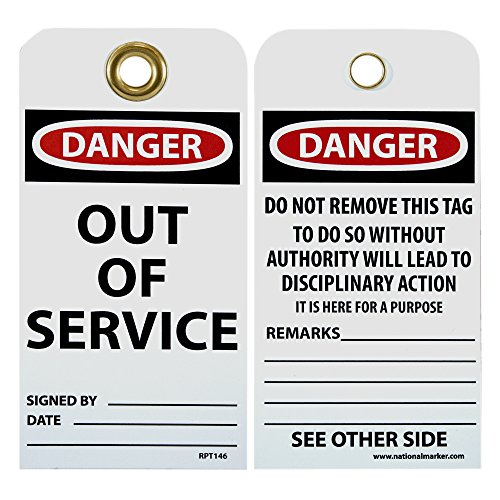 out of service tags - 7