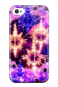 Cute Tpu ThomasSFletcher Christmas Case Cover For Iphone 4/4s