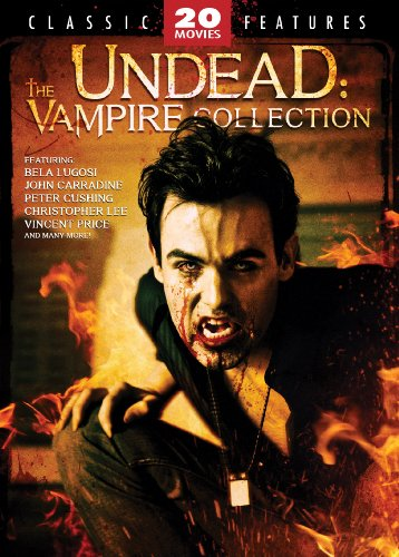(Undead: The Vampire Collection 20 Movie Pack)