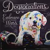 Dogspirations 2019 Wall Calendar