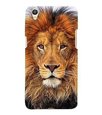 Lion Wallpaper 3d Hard Polycarbonate Designer Back Case Amazon In