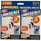 Brand new 2 x 3pk Super Strong Limescale Prevention Tablets