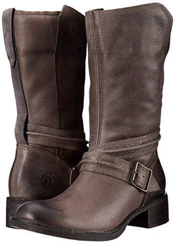 Side Mid Whittemore Women's Timberland Boots Grey Dark Woodlands Ezqp5xRvw5