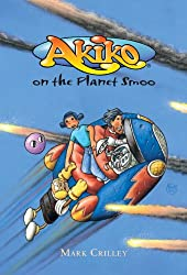 Akiko on the Planet Smoo (Akiko (Bantam Paperback))
