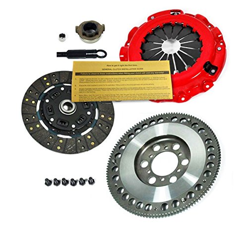 EFT STAGE 2 CLUTCH KIT & CHROME-MOLY FLYWHEEL 2004-2011 MAZDA RX-8 1.3L -