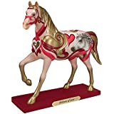 "Enesco Trail of Painted Ponies ""Ribbons of Love"" Stone Resin Horse Figurine, 7.09"""