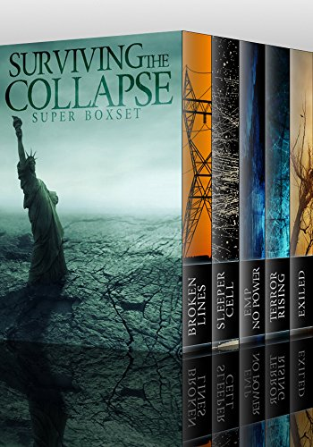 Surviving the collapse super boxset emp post apocalyptic fiction surviving the collapse super boxset emp post apocalyptic fiction by donovan js fandeluxe Choice Image