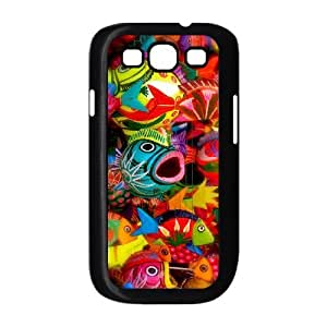 Colorful fish ZLB607039 Brand New Case for Samsung Galaxy S3 I9300, Samsung Galaxy S3 I9300 Case
