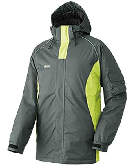 ロゴス 遠赤防水防寒軽量スーツ イブキチャコール3Lの画像