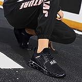 JJLIKER Mens Trainers Sneakers- Running Tennis Shoe