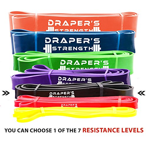 Draper's Strength Heavy Duty Pull Up Assist and Powerlifting