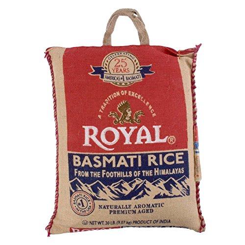TableTop King Basmati Rice - 20 lb. by TableTop King