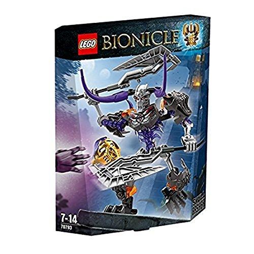 LEGO Bionicle 70793 - Totenkopf-Stürmer B00SDTV4M8 Bau- & Konstruktionsspielzeug Spielzeugwelt, spielen Sie Ihre eigene Welt | Helle Farben