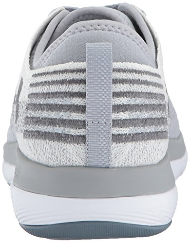 Gray Threadborne Overcast Scarpe Fortis Uomo Under UA White Armour Running qwx8H7OTv