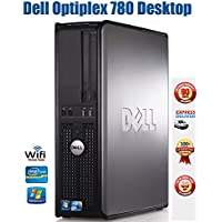 Dell Optiplex, USB WIFI, Intel Core 2 Quad 2.4GHz, New 4GB Memory, 1TB 7200 RPM HDD, DVD/CD RW, Windows 10 Professional x64-(Certified Reconditioned)