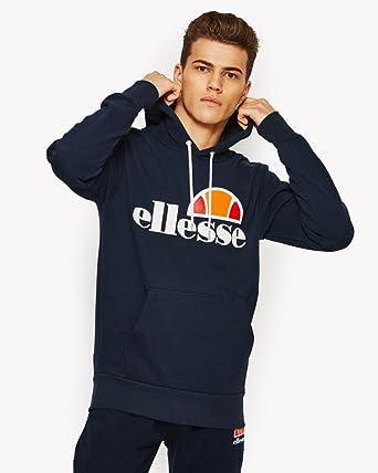 478e32fe32 Mens Ellesse Gottero Dress Blue Hoody - XXL at Amazon Men's Clothing ...