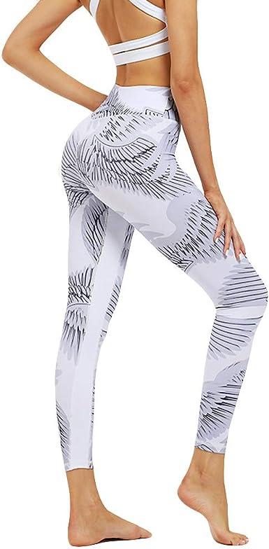 cinnamou PantalóN Yoga Corto Mujer Ropa Deporte Mujer Top Yoga Leggings Negros Mujer Womens Leggings Ropa Mujer Yoga Blanca S De Camiseta Y PantalóN Mujer Verano Leggings Short Men Mujer PantalóN: Amazon.es: