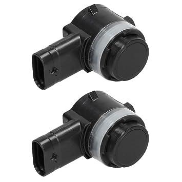 autos ECD Germany 2 x Sensor de aparcamiento PDC Parktronic ultras/ónico para coches