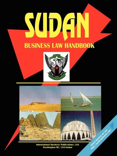 Sudan Business Law Handbook