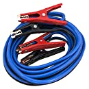 Performance Tool W1673 20' 4-Gauge 500 AMP All Weather Jumper Cables