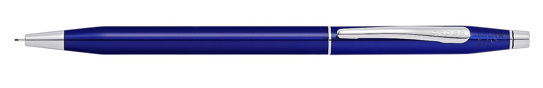 A. T. Cross portamina Classic Century traslucido vernice blu in in in confezione regalo 8144e0