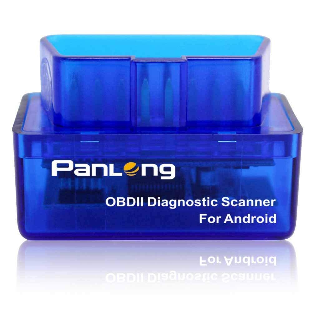 Scanner Bluettoth Obd2 Obdii Compatible Torque Pro Panlong
